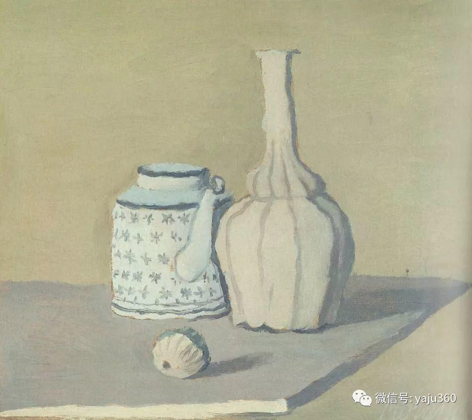 油画世界:乔治·莫兰迪的静物画插图9