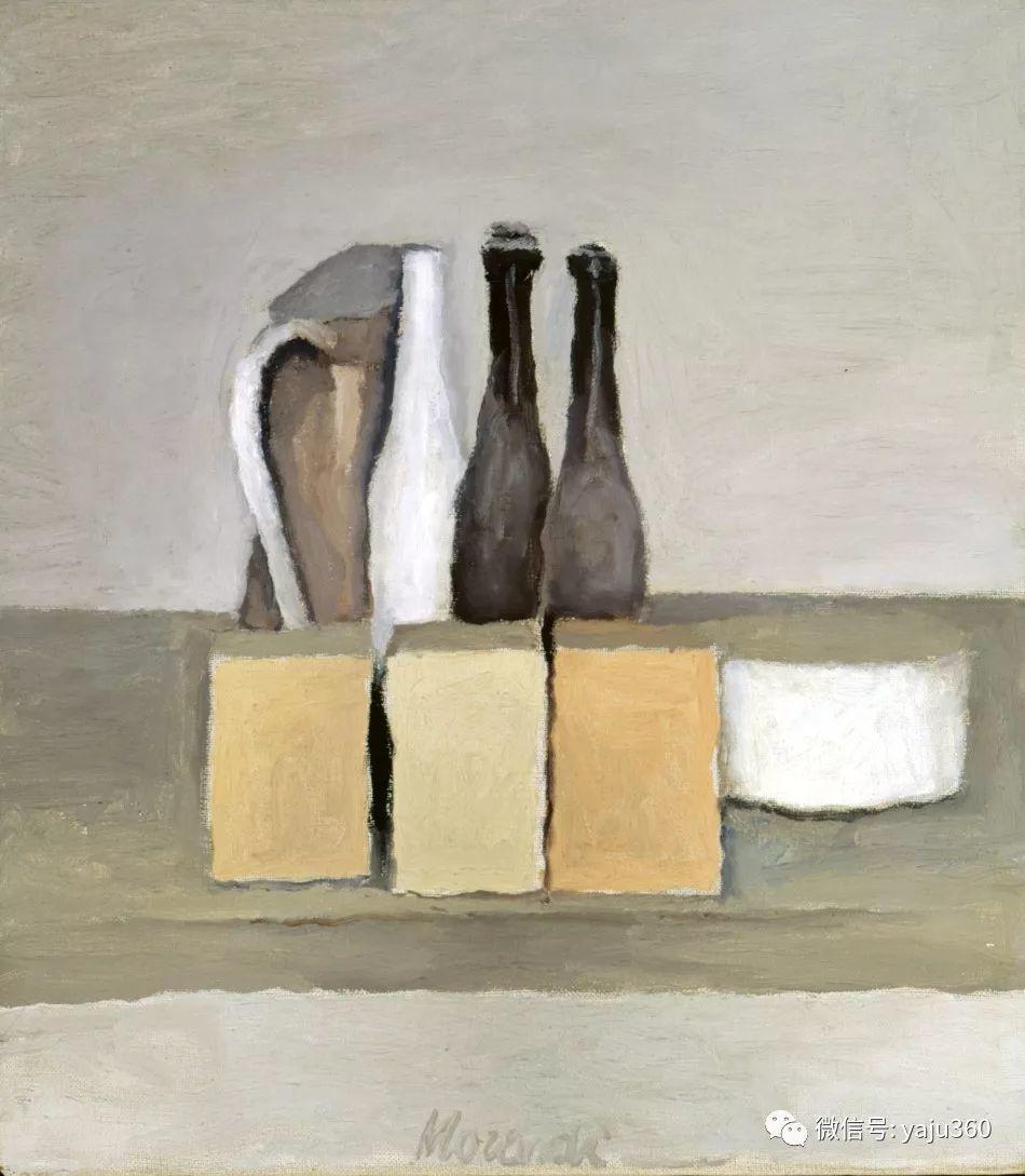 油画世界:乔治·莫兰迪的静物画插图11
