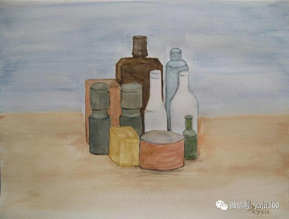 油画世界:乔治·莫兰迪的静物画插图15
