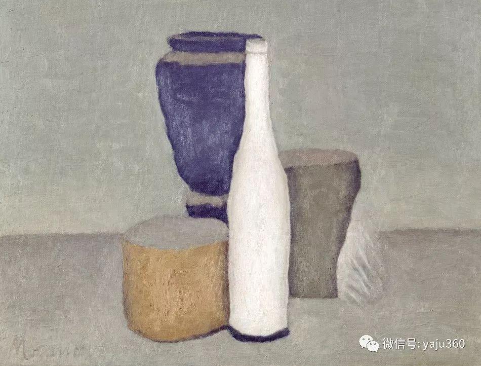 油画世界:乔治·莫兰迪的静物画插图17