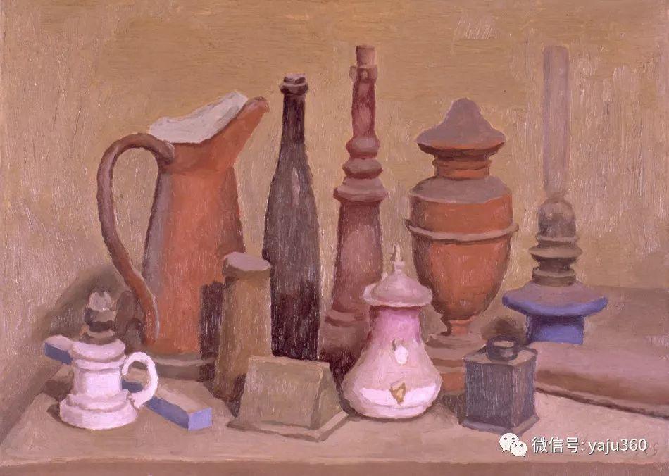 油画世界:乔治·莫兰迪的静物画插图19
