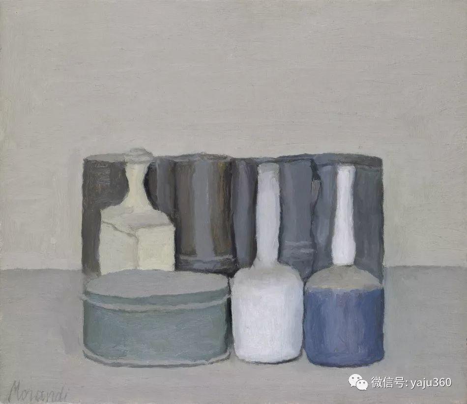 油画世界:乔治·莫兰迪的静物画插图21