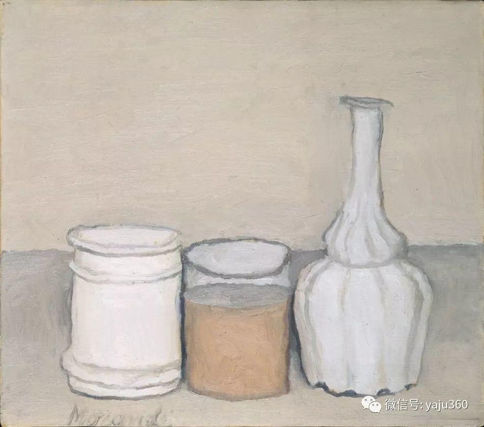 油画世界:乔治·莫兰迪的静物画插图25