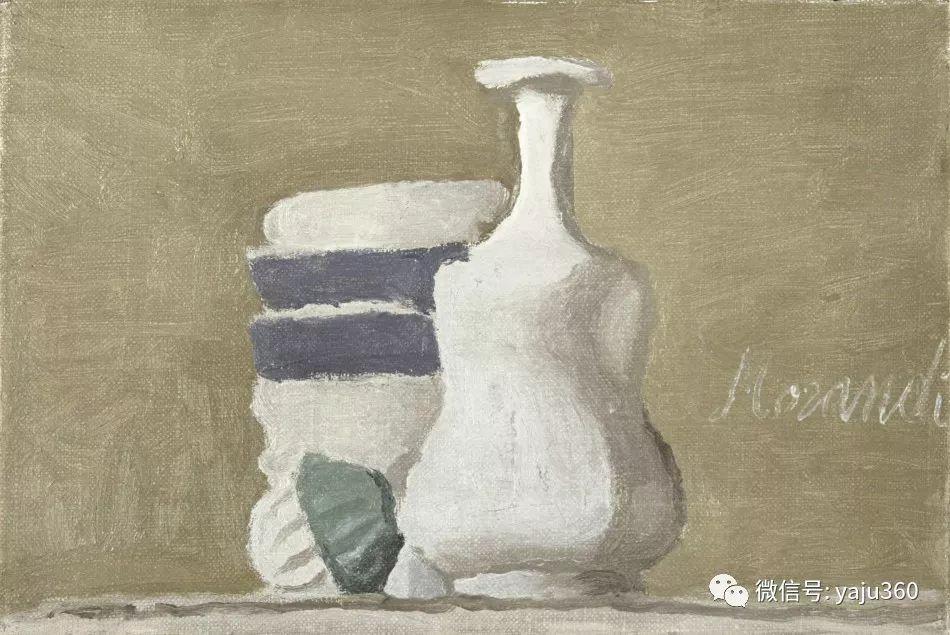油画世界:乔治·莫兰迪的静物画插图27