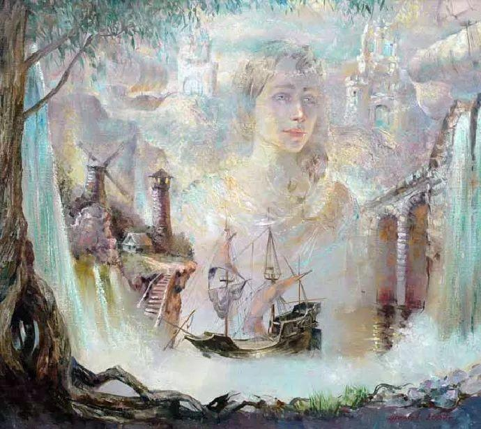 绘画欣赏–Lgor Zharkov插图17