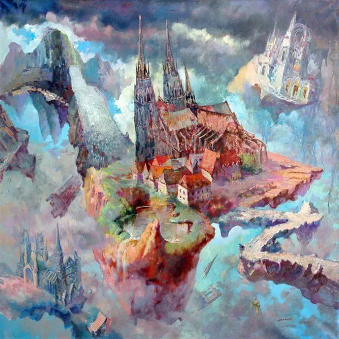 绘画欣赏–Lgor Zharkov插图19