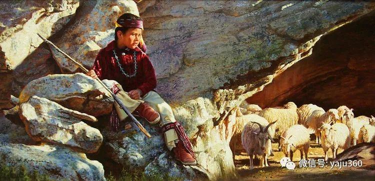 油画世界:Alfredo Rodriguez绘画欣赏插图39