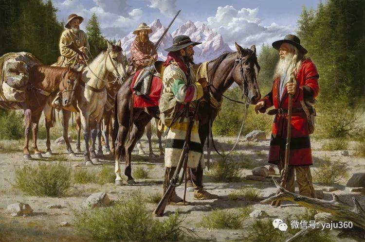 油画世界:Alfredo Rodriguez绘画欣赏插图49