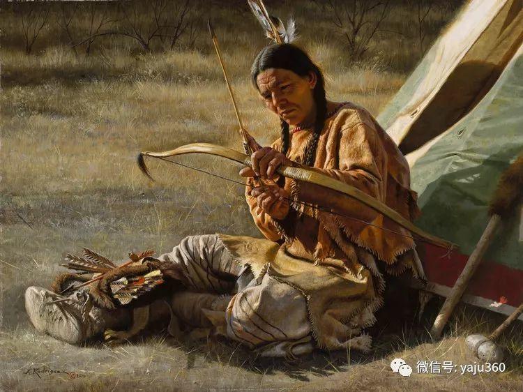 油画世界:Alfredo Rodriguez绘画欣赏插图57