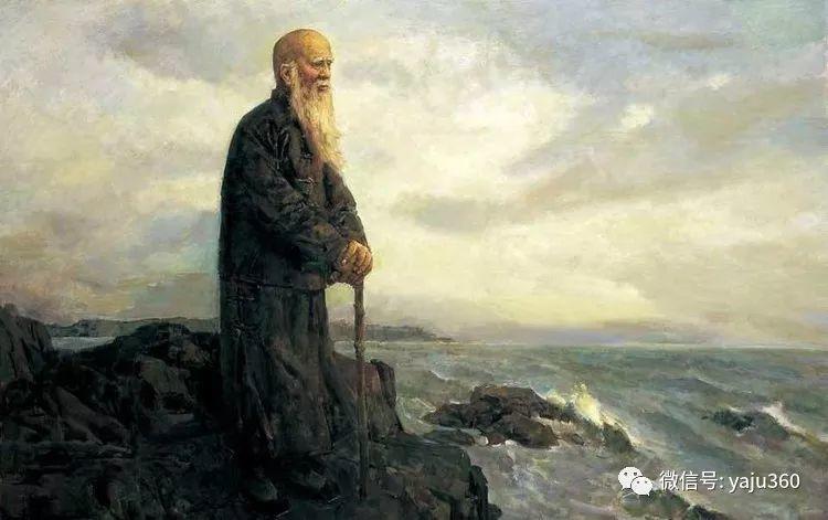 油画世界:郭北平人物油画插图3