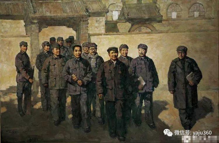 油画世界:郭北平人物油画插图35
