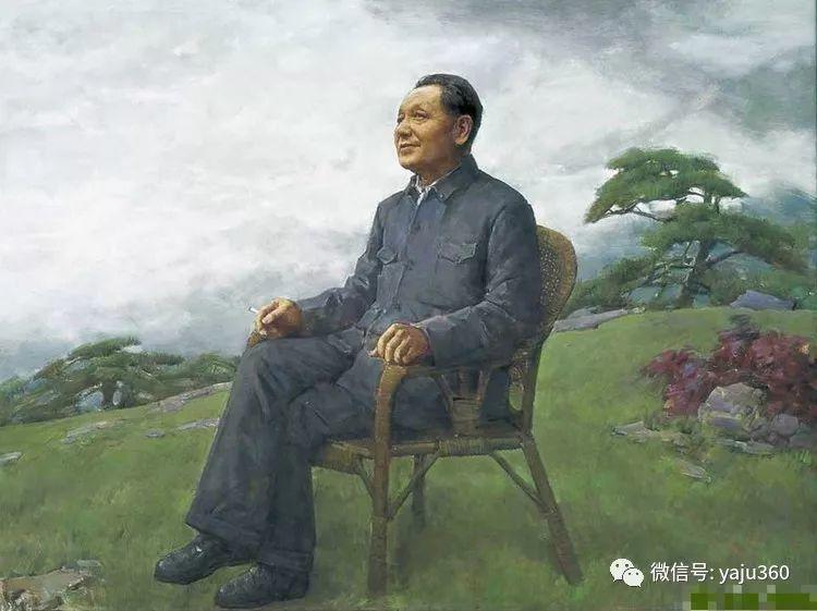 油画世界:郭北平人物油画插图37