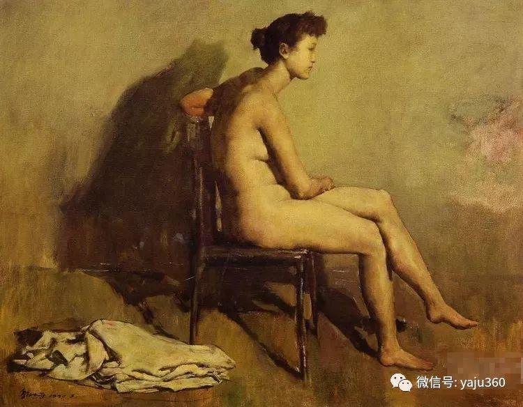 油画世界:郭北平人物油画插图53