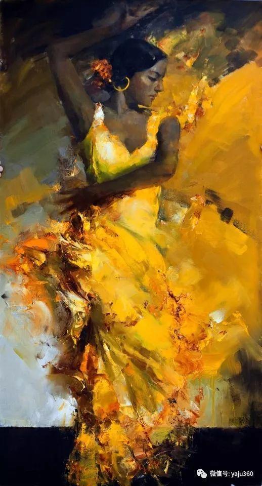 油画世界:俄Angelica Privalihin作品欣赏插图25