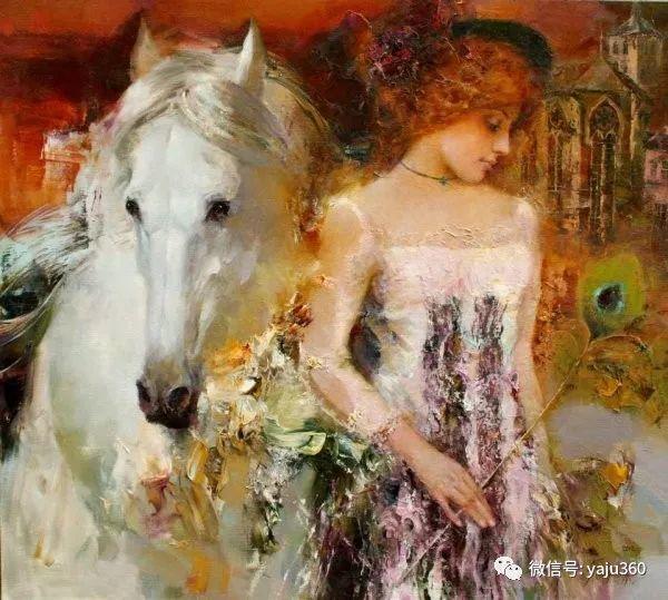 油画世界:俄Angelica Privalihin作品欣赏插图26