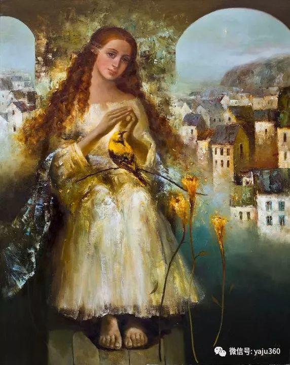 油画世界:俄Angelica Privalihin作品欣赏插图27