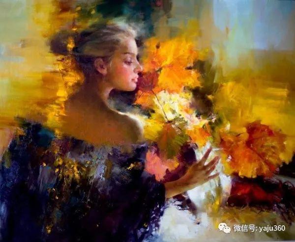 油画世界:俄Angelica Privalihin作品欣赏插图28