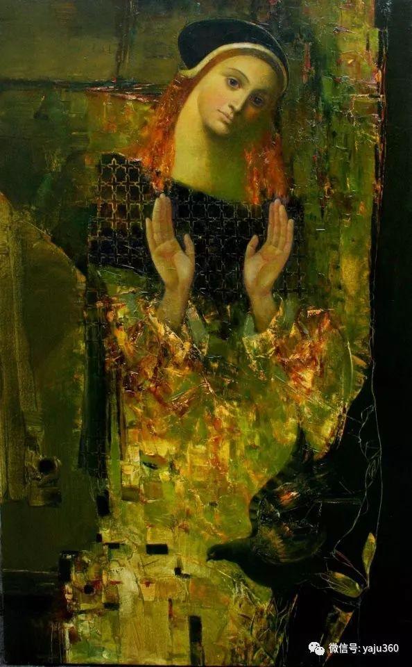 油画世界:俄Angelica Privalihin作品欣赏插图30