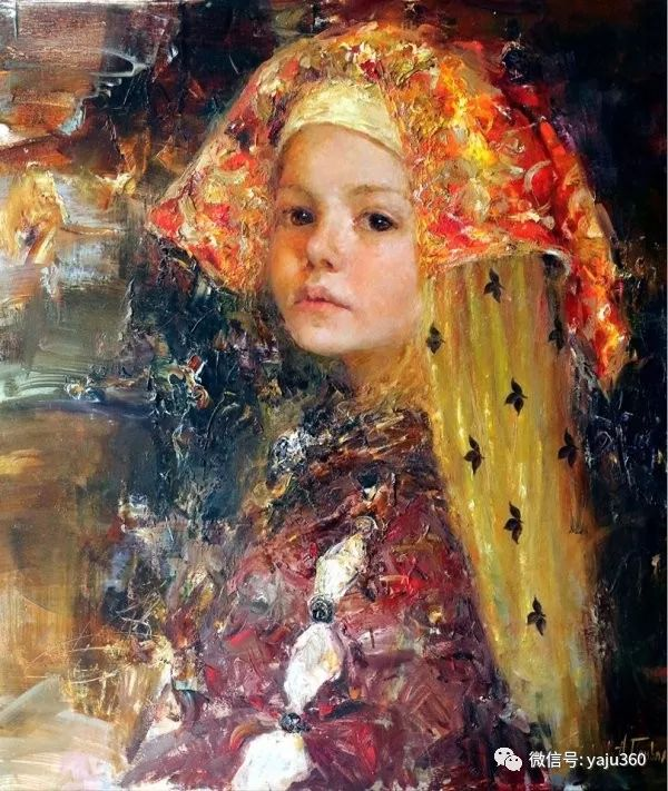 油画世界:俄Angelica Privalihin作品欣赏插图36