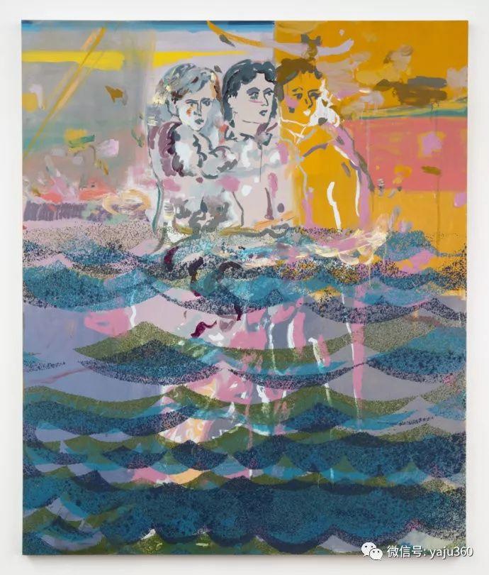 JACKIE GENDEL绘画作品欣赏插图