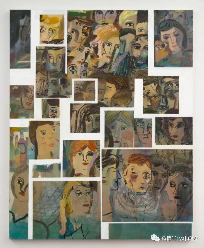 JACKIE GENDEL绘画作品欣赏插图5