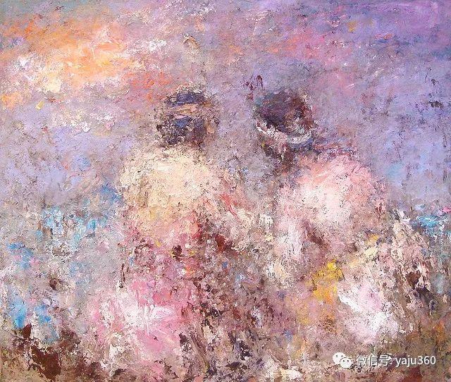 Bernard de Wolff 富有诗意感的油画作品插图7