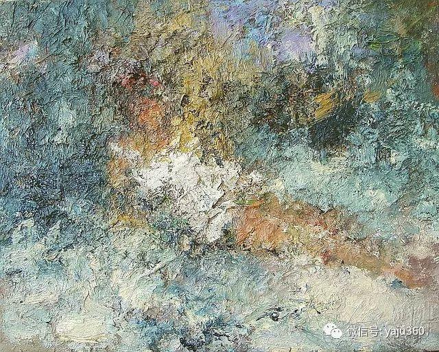 Bernard de Wolff 富有诗意感的油画作品插图9
