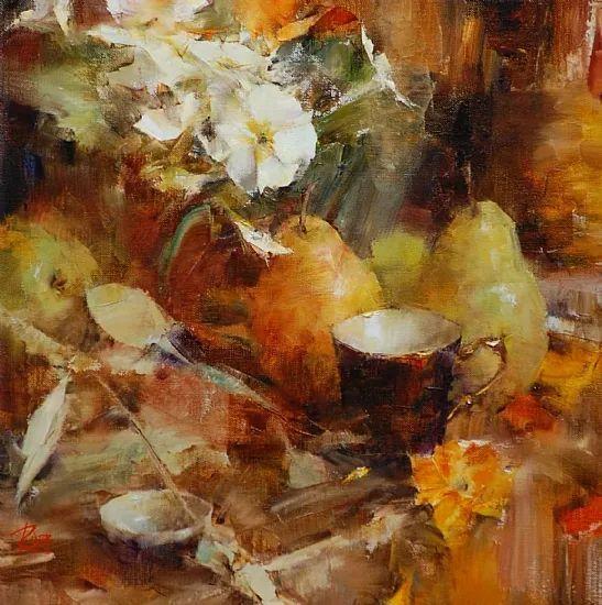花与色的盛宴 劳拉·罗布作品插图4