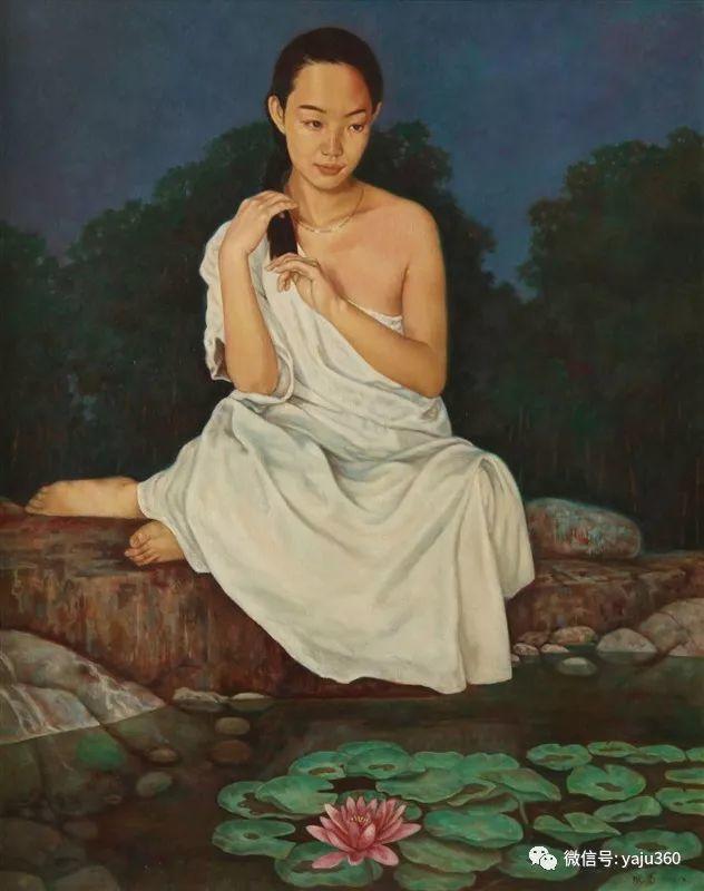 油画世界:刘晓第油画作品插图