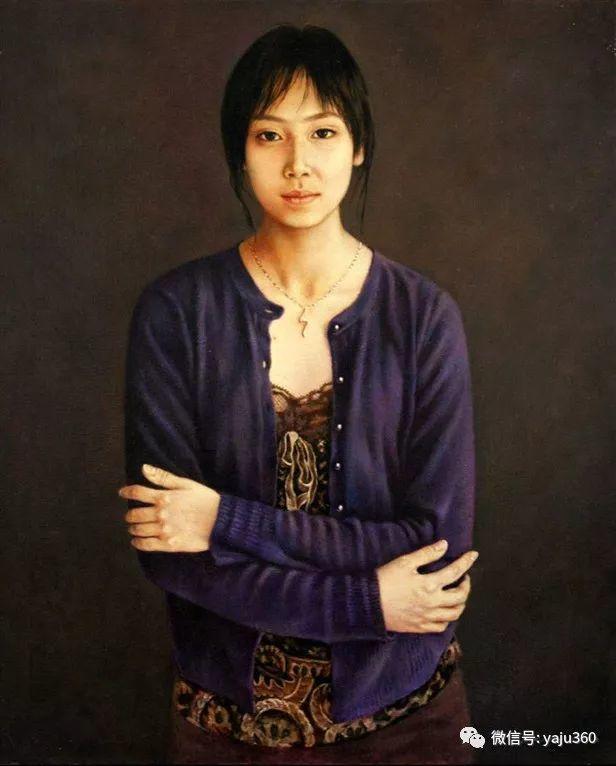 油画世界:刘晓第油画作品插图1