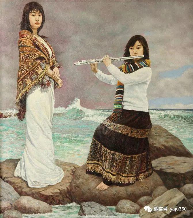 油画世界:刘晓第油画作品插图2