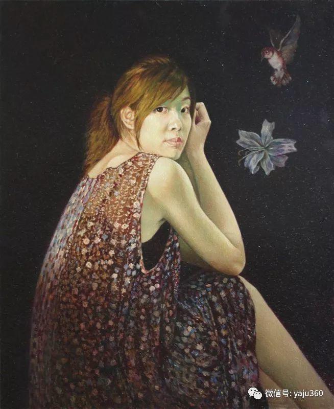 油画世界:刘晓第油画作品插图3