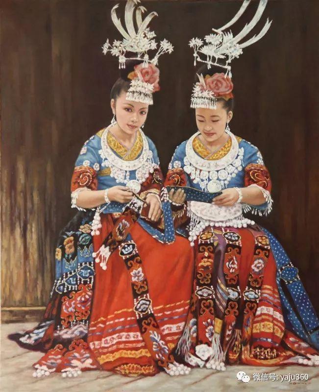 油画世界:刘晓第油画作品插图4