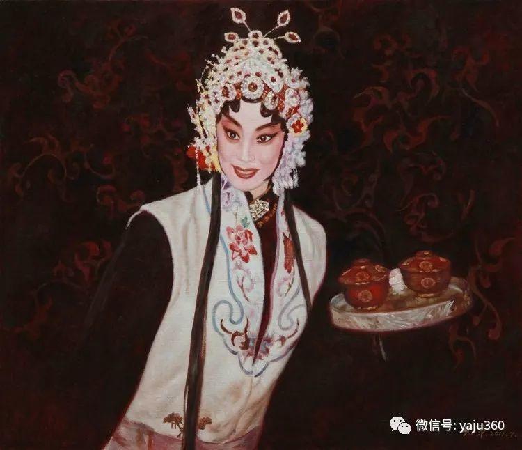 油画世界:刘晓第油画作品插图5