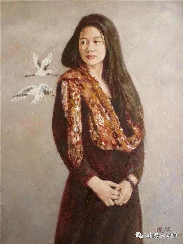油画世界:刘晓第油画作品插图6