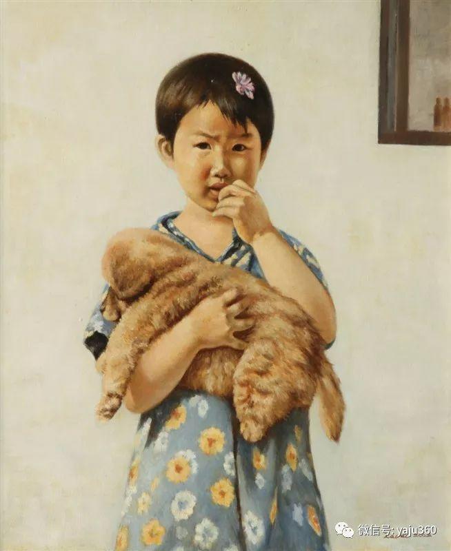 油画世界:刘晓第油画作品插图10