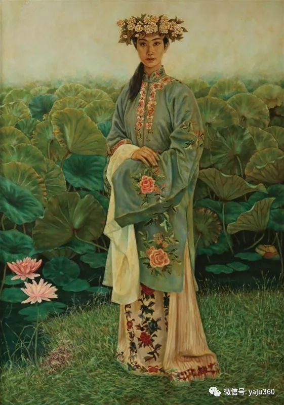油画世界:刘晓第油画作品插图11