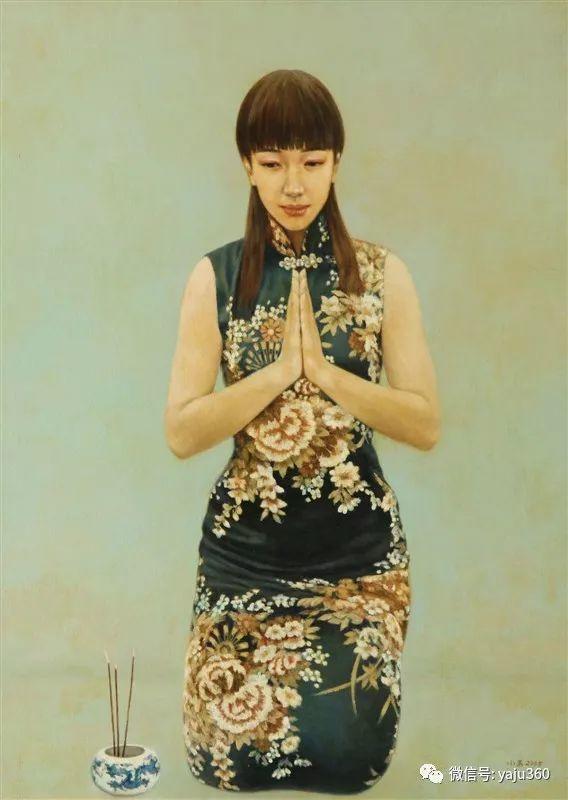 油画世界:刘晓第油画作品插图12
