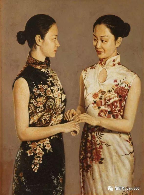 油画世界:刘晓第油画作品插图14