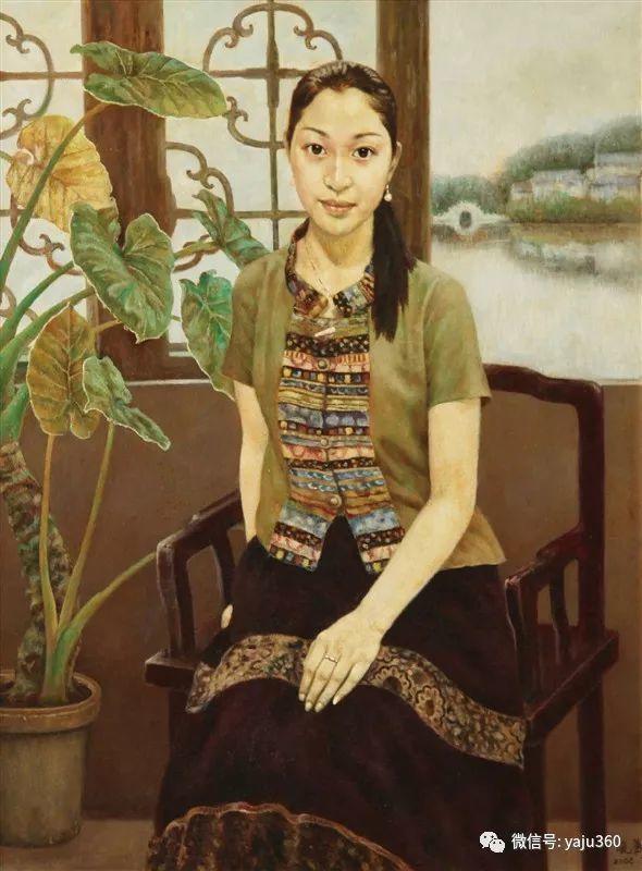 油画世界:刘晓第油画作品插图16