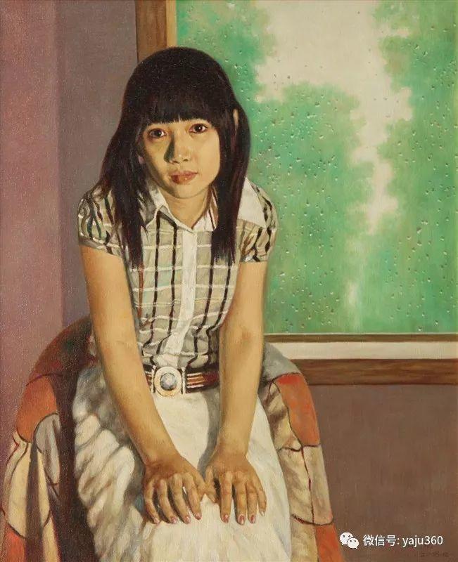 油画世界:刘晓第油画作品插图17
