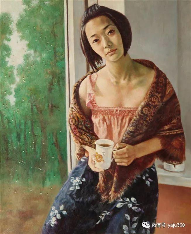 油画世界:刘晓第油画作品插图18
