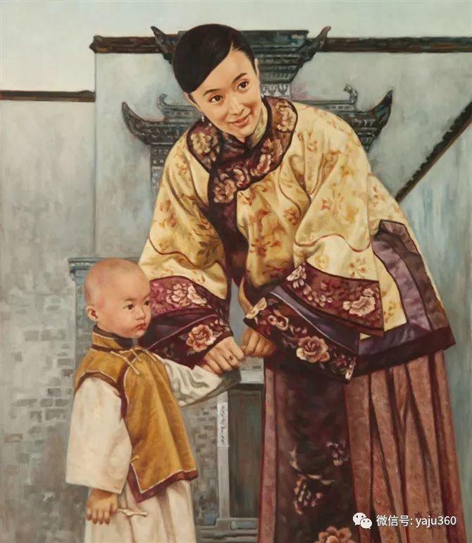 油画世界:刘晓第油画作品插图19