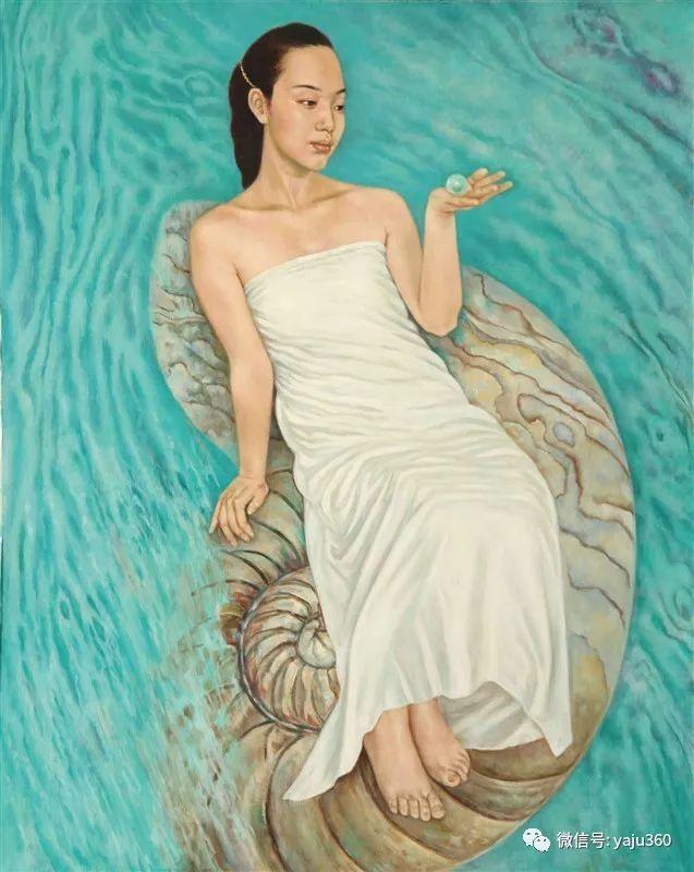 油画世界:刘晓第油画作品插图20