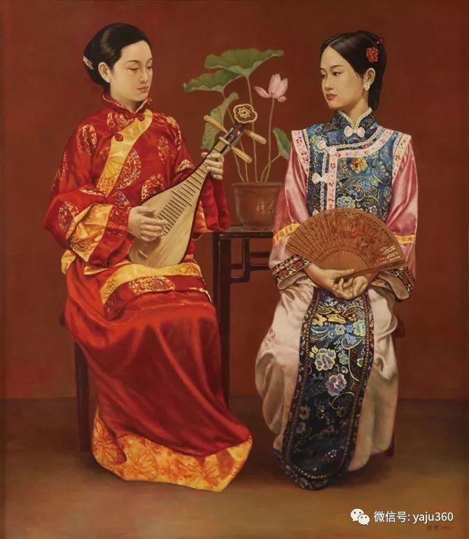 油画世界:刘晓第油画作品插图21