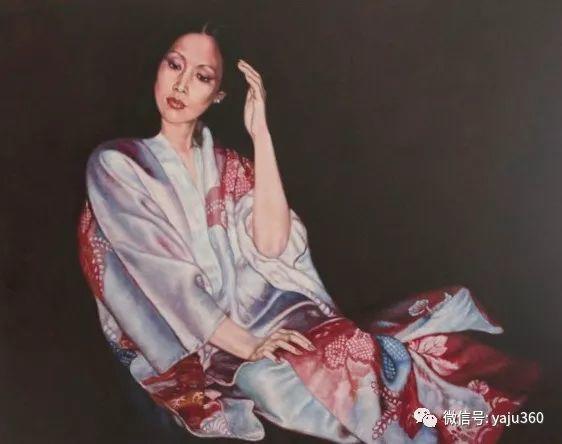 油画世界:刘晓第油画作品插图22