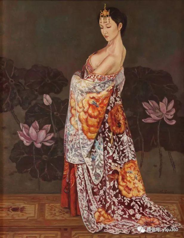 油画世界:刘晓第油画作品插图23