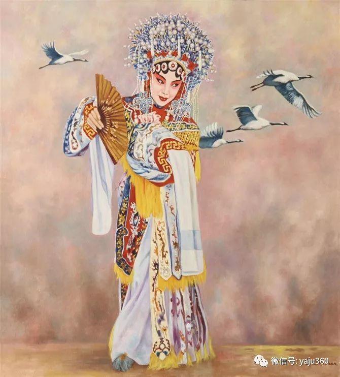 油画世界:刘晓第油画作品插图24