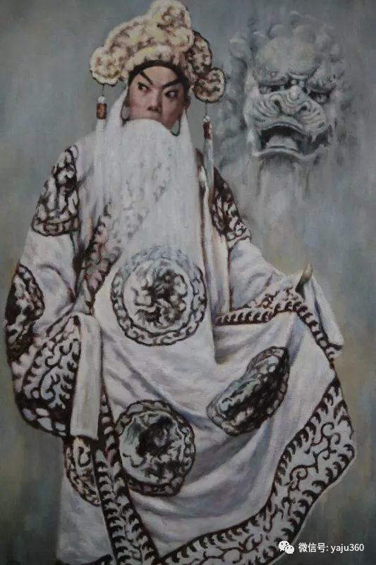 油画世界:刘晓第油画作品插图25