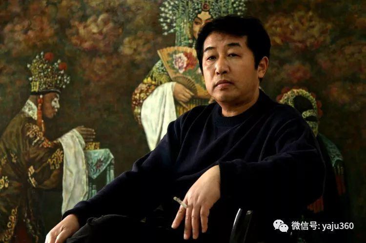油画世界:刘晓第油画作品插图26